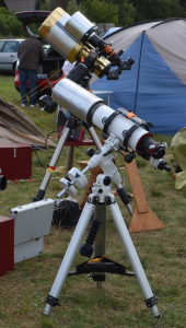 Taukappen_an_Teleskopen